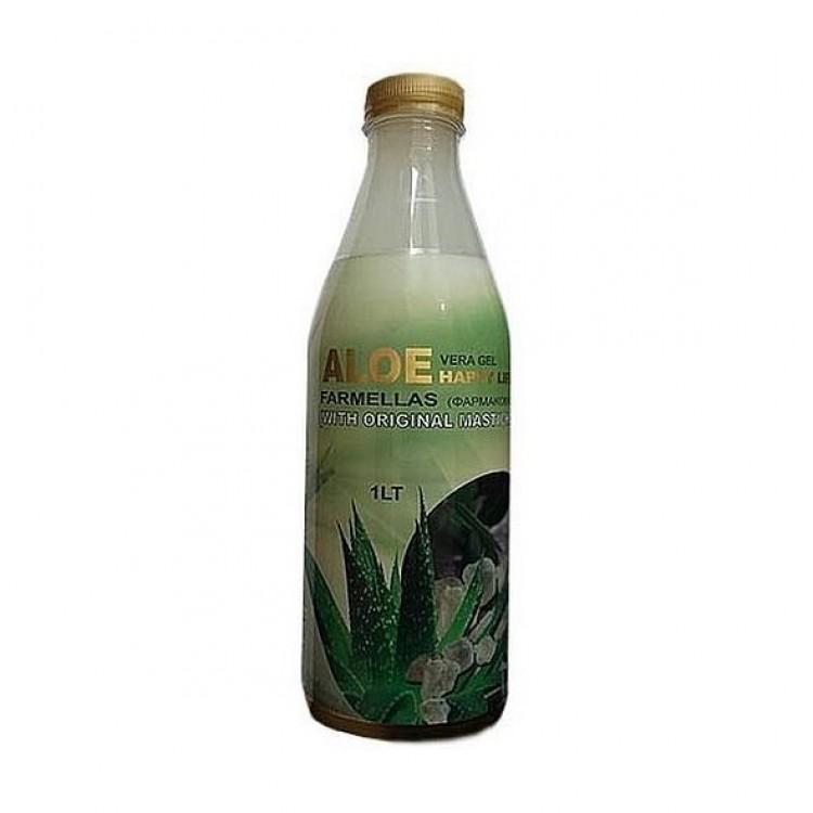 Aloe Vera Gel με Μαστίχα Χίου 1Lt
