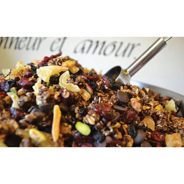 Granola Dark & Crunch