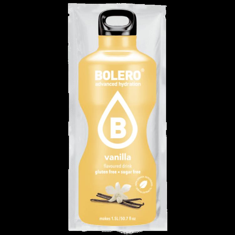 Bolero Βανίλια χυμός σε σκόνη για 1,5L