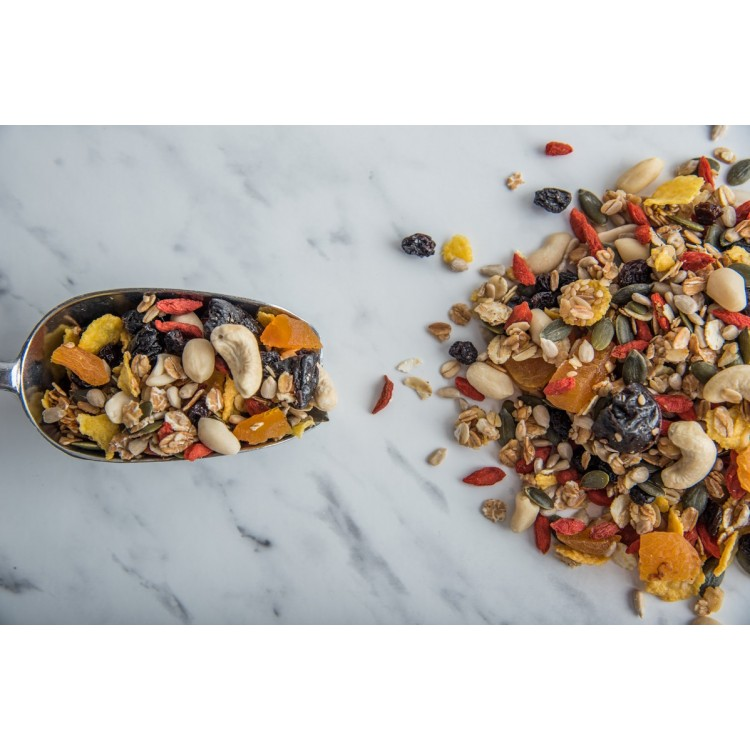 Granola Fit & Strong