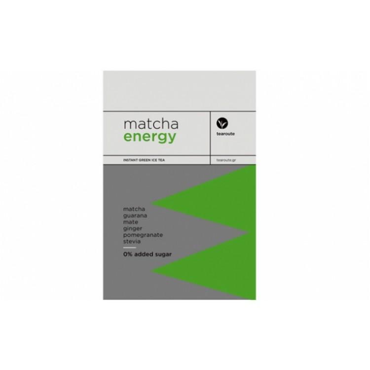 Matcha Energy Χωρίς Ζάχαρη 200γρ