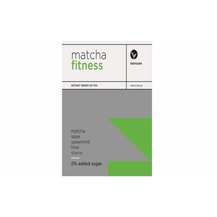 Matcha Fitness Χωρίς Ζάχαρη 200γρ