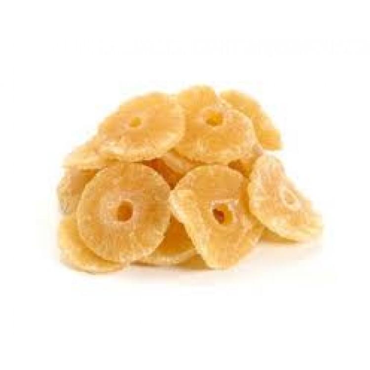 Ανανάς - Αποξηραμένα φρούτα  1 κιλό