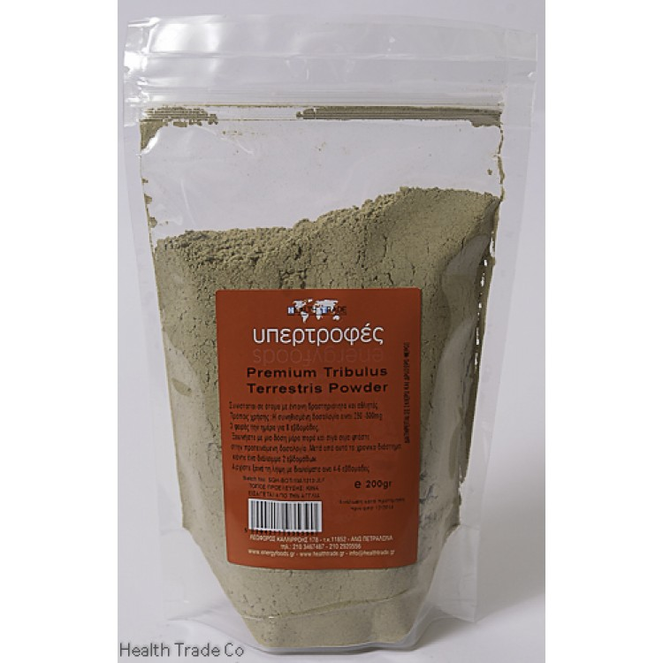 Tribulus Terrestris Powder 200 γρ
